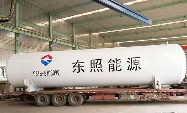 供应 液化天然气设备,lng低温储罐  河北东照