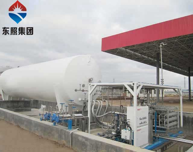 厂家直销全套加气站设备-东照能源