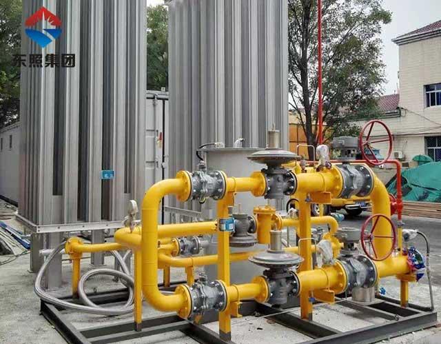 供应 气化调压设备 气化调压撬 厂家东照能源