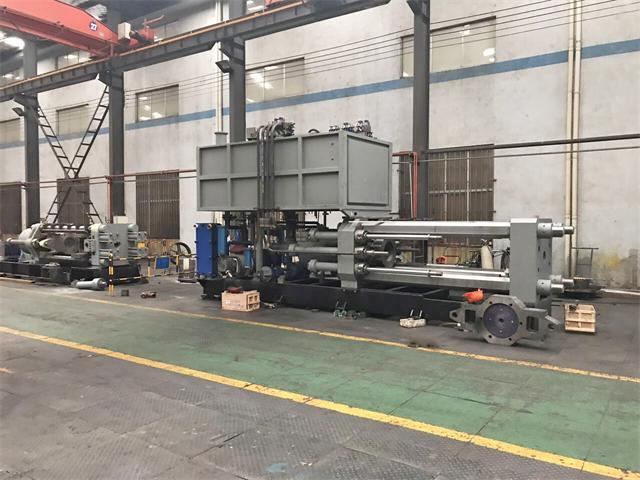 铝挤压机 500吨铝挤压设备 锻造主缸高效耐用