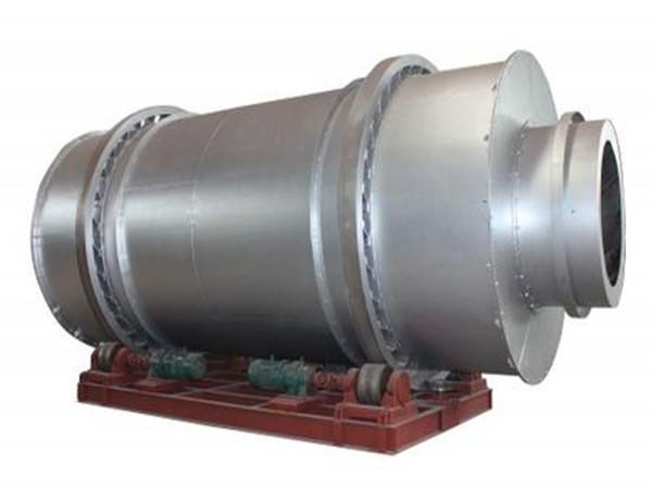 大型石英砂烘干机,滚筒干燥机设备特点