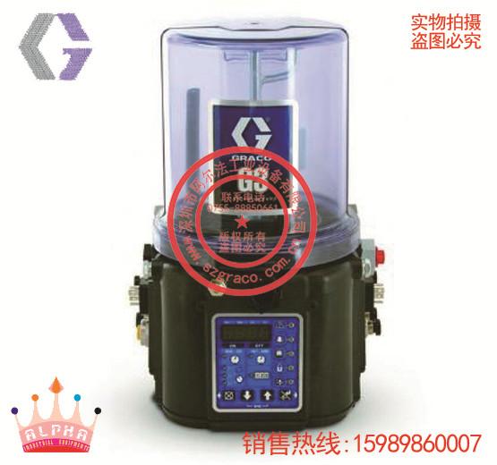 美国GRACO固瑞克G3电动润滑油泵