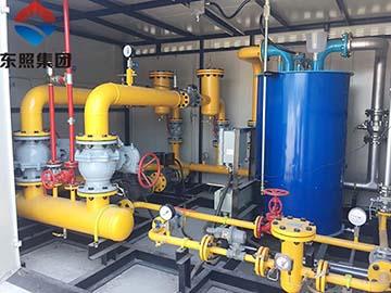 LNG气化调压撬—撬装式气化站设备