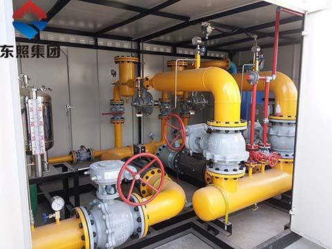 东照能源燃气调压撬,气化调压一体撬供应厂家