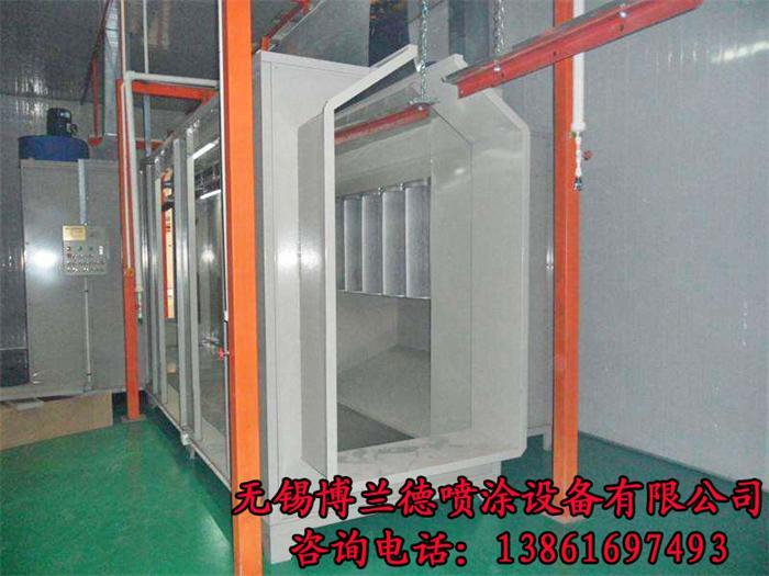 无锡喷塑流水线铝型材粉末涂装设备利用率95%