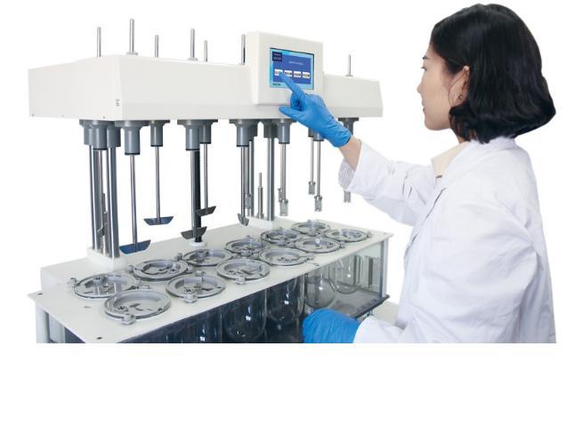 天津赛普瑞SPR-DT12A溶出试验仪12杯药物溶出仪