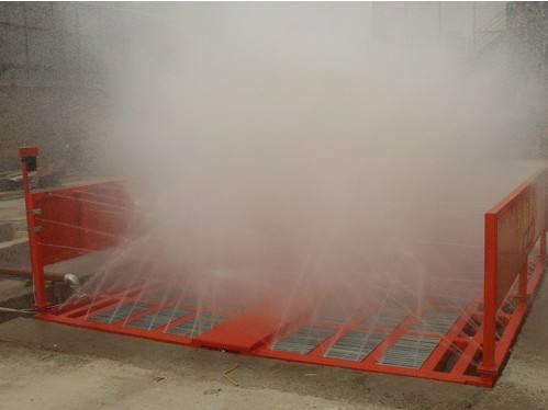 台州JK-80工地洗轮机图片洗车平台要多少钱