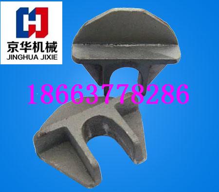 专业加工矿车轮铸钢轴卡 质优价廉