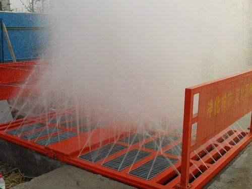济南JK-75移动式洗轮机高压全自动洗轮机厂家