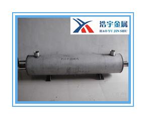 钛设备 钛炮 纯钛蒸发器 换热器 可定制加工
