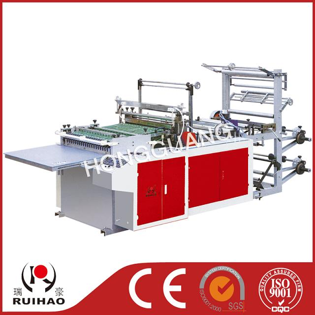 RQL600-1000型電腦熱切制袋機