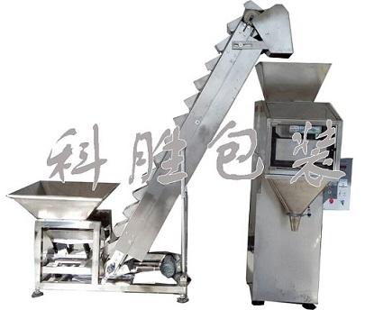 呼和浩特市科胜大米杂粮称重包装机|内蒙古包装机
