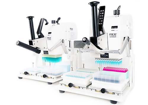 SC9000 96/384 道手动台式移液系统