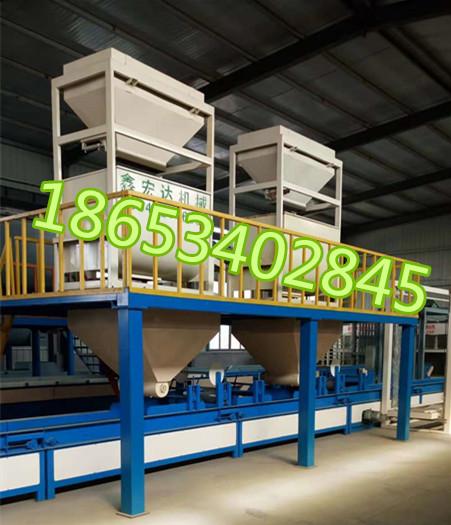 新型FS免拆外模板生产线设备价一体化混凝土打孔机厂家山东枣庄