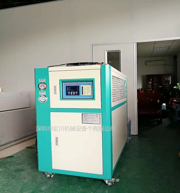 水循環控溫低溫水冷機