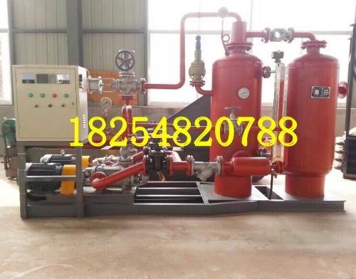 燃煤锅炉生产系统应用蒸汽回收机创造节能收益