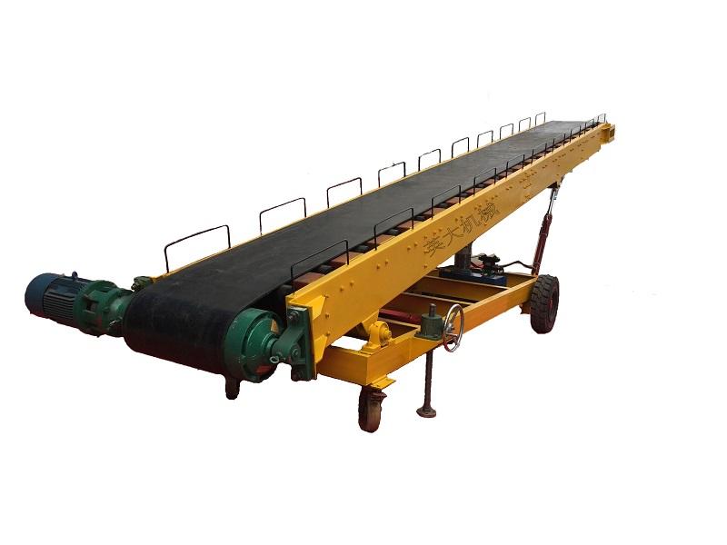 DY移動帶式輸送機/皮帶機