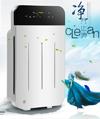 HC-D100空气净化器除甲醛雾霾触摸屏遥控客厅卧室