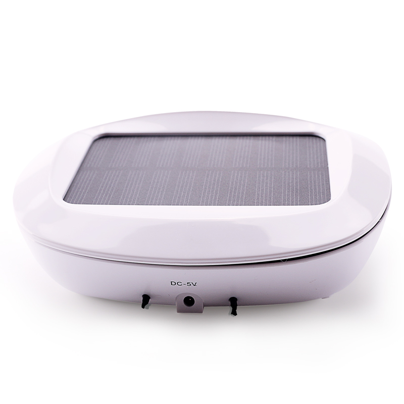 HC-400车载空气净化器除异味太阳能充电新款创意滑盖