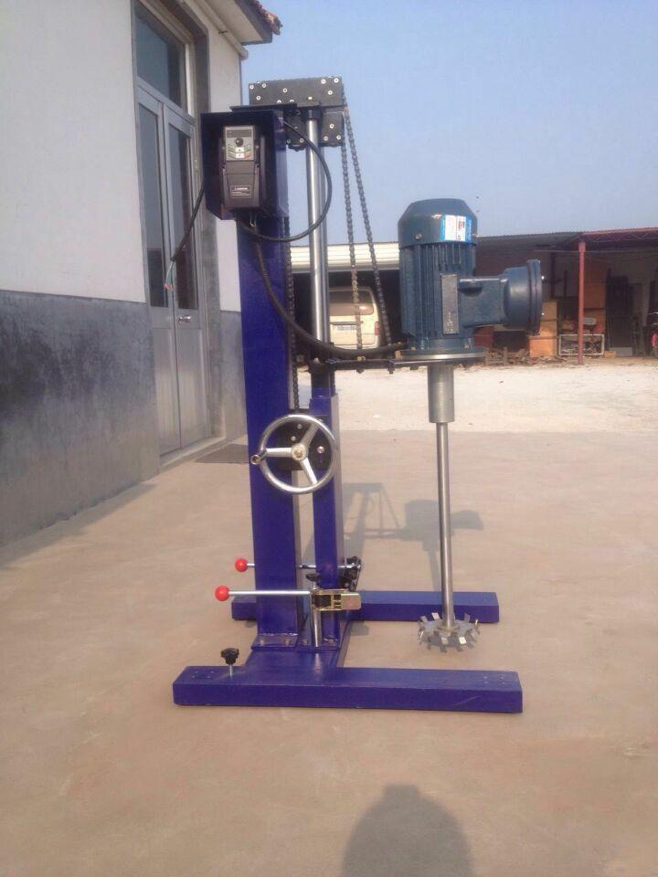 油漆专用防爆分散机 高速电动搅拌机