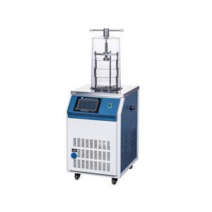 SCIENTZ-12N压盖型冷冻干燥机(立式) 三层托盘手动压盖