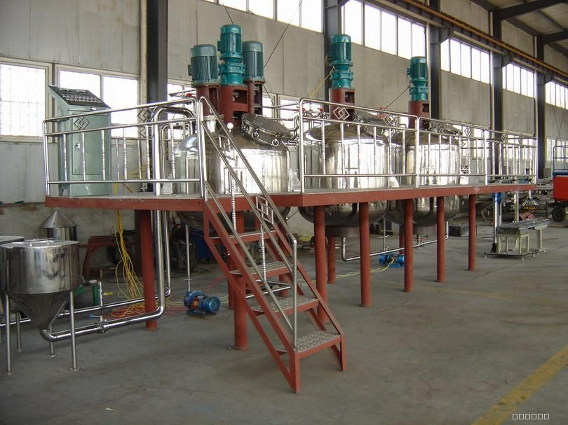 B型涂料设备成套设备厂家供应