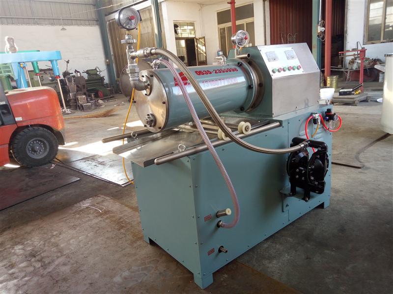 厂家供应卧式砂磨机 涂料油墨感光材料专用砂磨机
