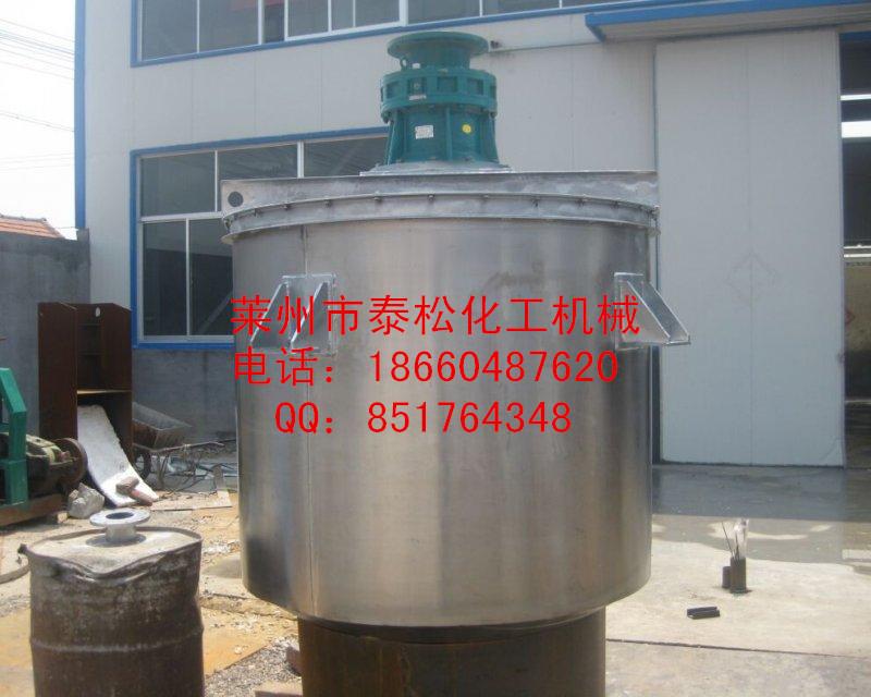 5吨真石漆设备 立式真石漆搅拌罐