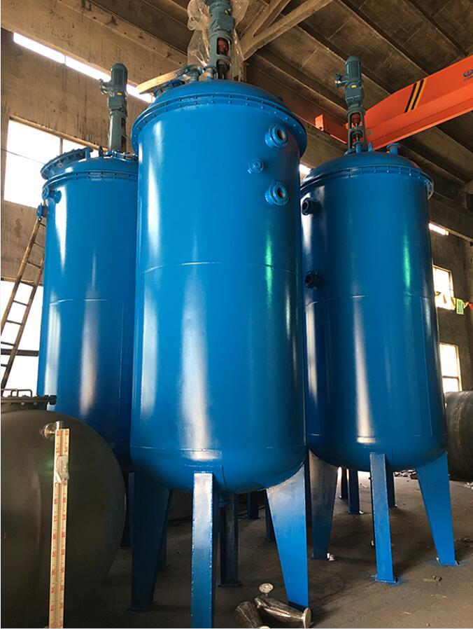 离子交换柱 四氟储罐