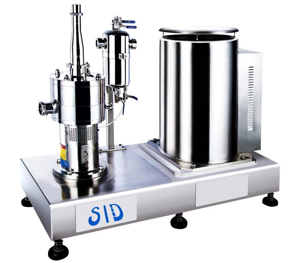 管线式高速高剪切分散乳化机
