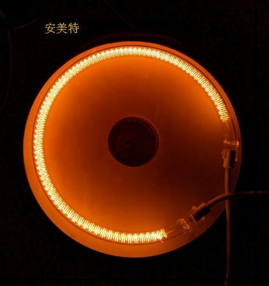 韩式烧烤炉电热炉——安美特可根规格尺寸来量身定制——红外石英加热管