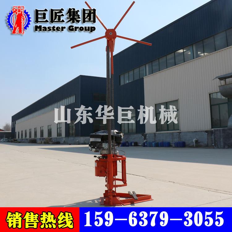 华夏巨匠取样勘探汽油钻机QZ-1B型 可打小型家用水井