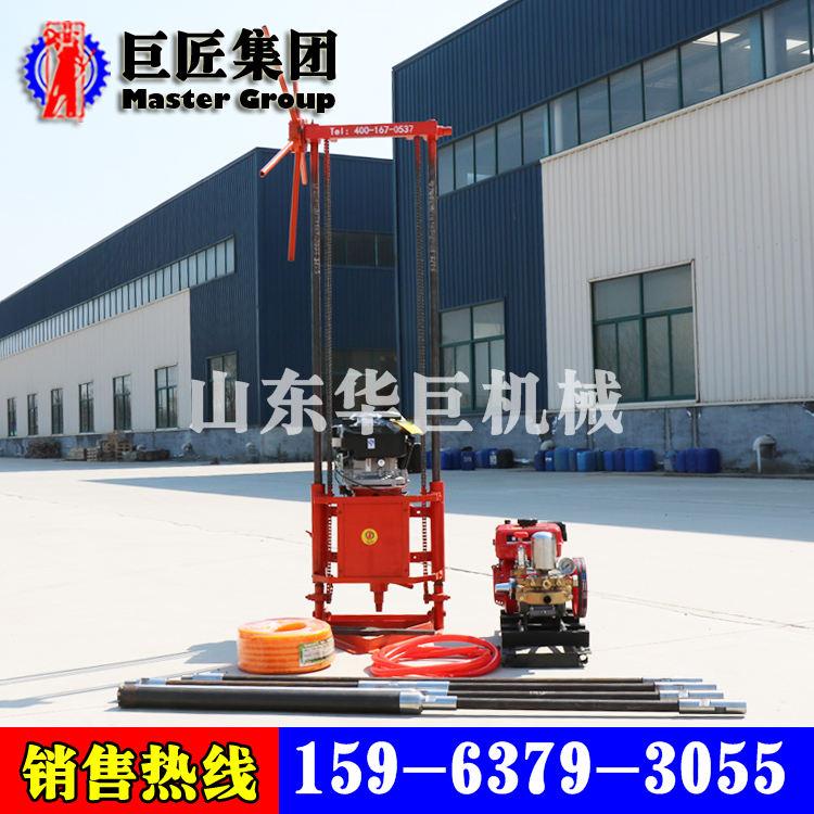 便捷QZ-2B型汽油机工程取样勘探钻机