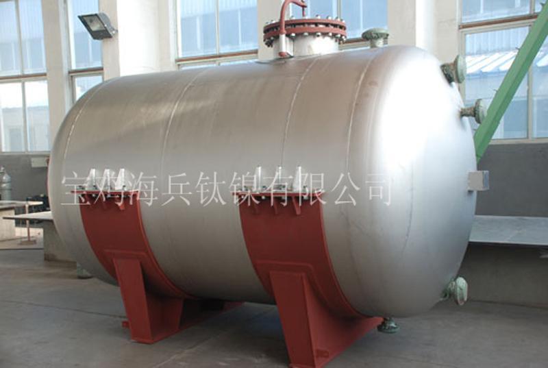 宝鸡 钛制反应釜 专业生产厂家