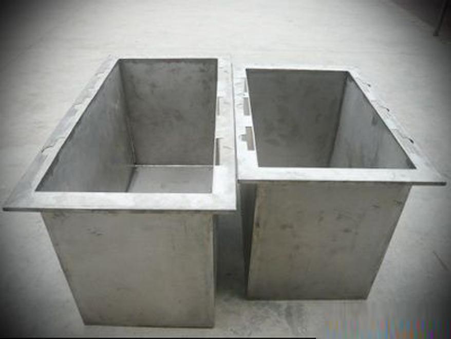 钛制电解槽  生产厂家 首先宝鸡海兵钛镍