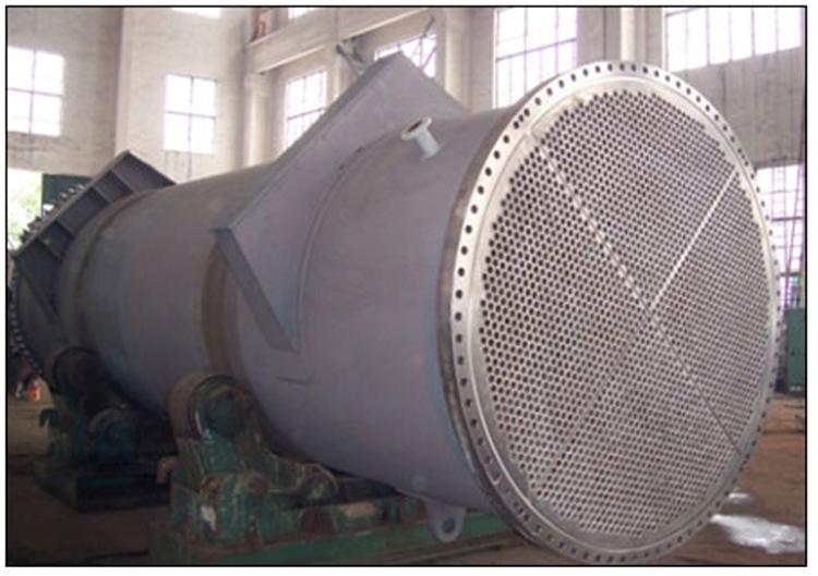 宝鸡海兵钛镍 专业生产 钛制冷凝器