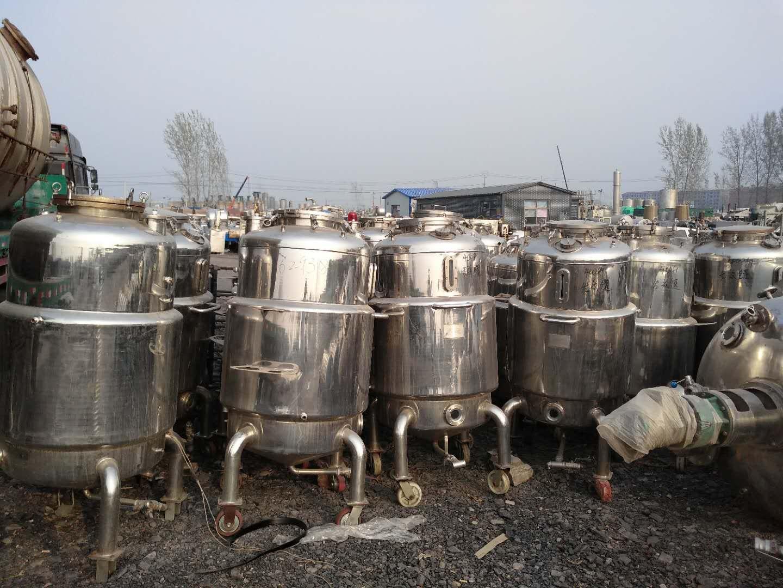 全新400L发酵罐到货