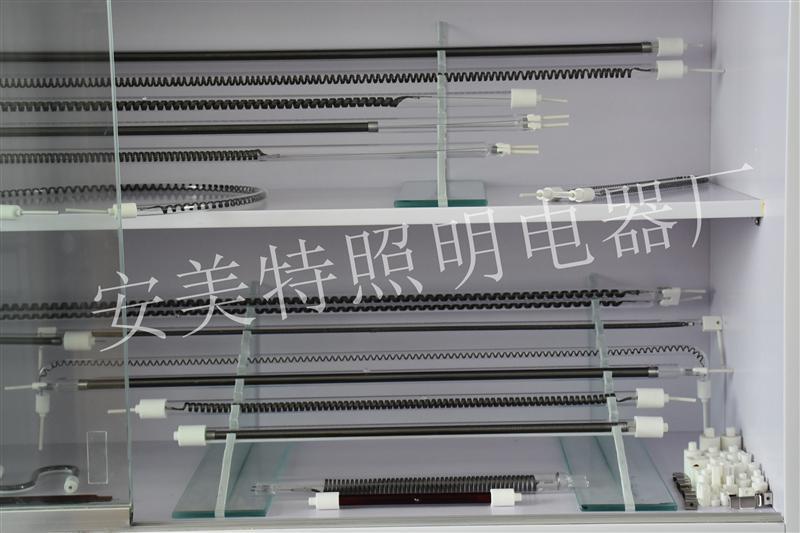 安美特照明电器厂|红外石英加热管品种齐全-展仕图片