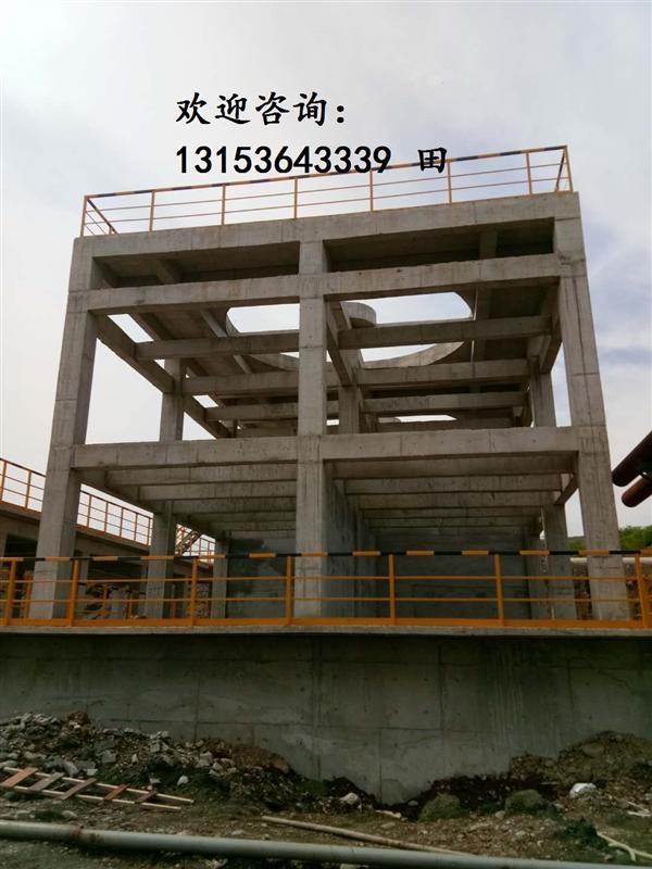 钢筋混凝土框架冷却塔,玻璃钢冷却塔