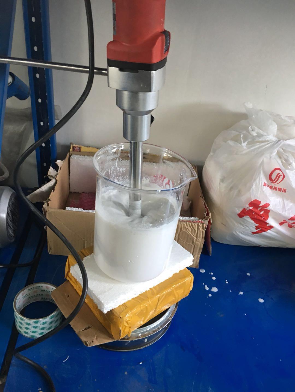高纯氧化铝粉研磨分散乳化机