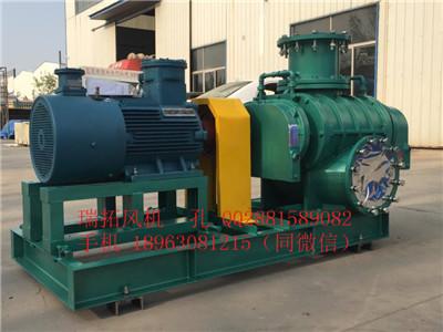 煤气天然气输送风机特殊气体输送罗茨鼓风机
