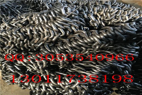 煤矿专用高强度30×108刮板机圆环链