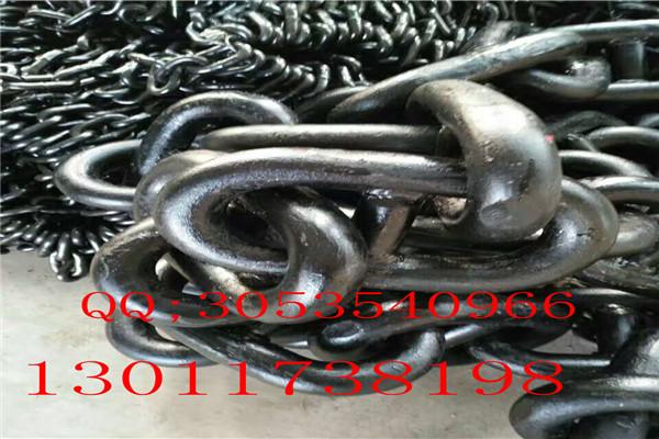 40t刮板机链条18*64矿用高强度圆环链