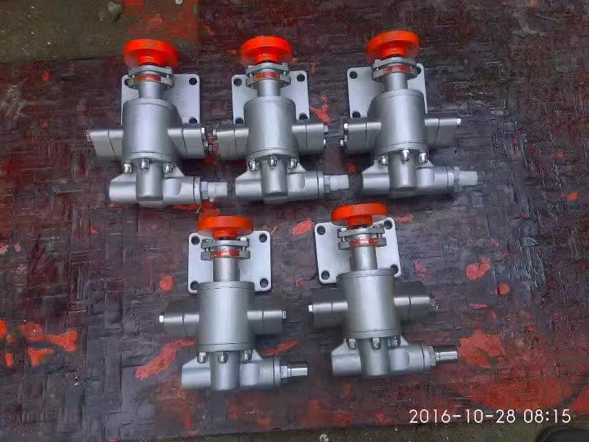 KCB55型304材質不銹鋼齒輪泵