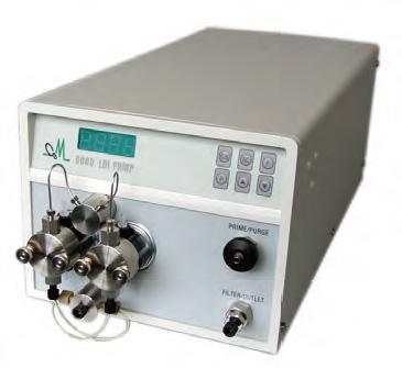美国康诺(CoMetro)6000 LDI高压柱塞恒流泵
