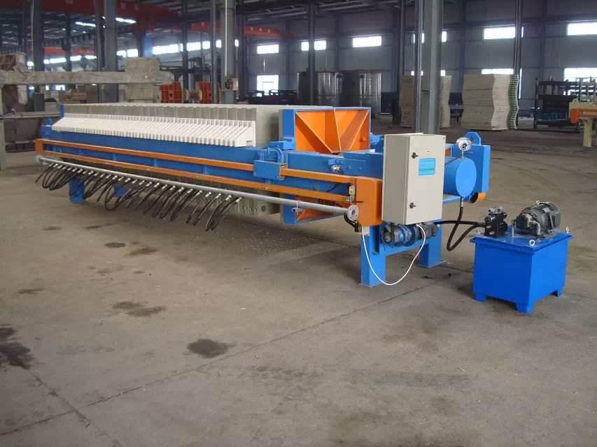 大量批发工业化工污泥处理设备 化工污泥深度脱水压滤机
