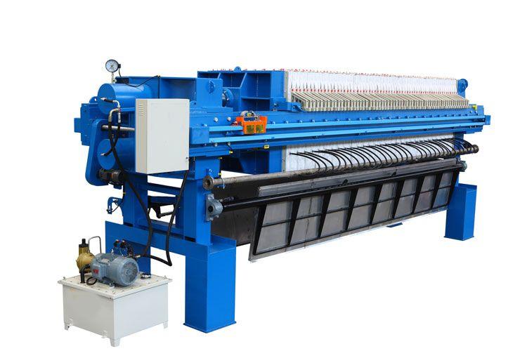 批量生产造纸污泥处理设备 造纸污泥脱水设备价格