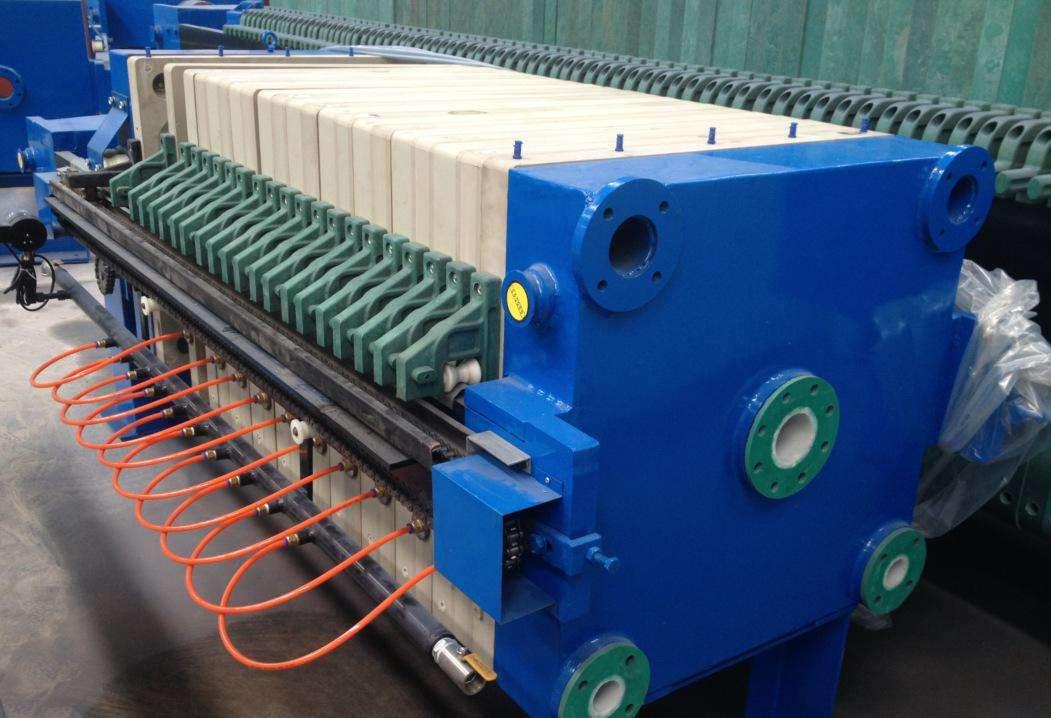 纺织厂印染污泥处理设备 印染污泥深度脱水设备报价