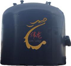 20m3立式钢衬塑储罐