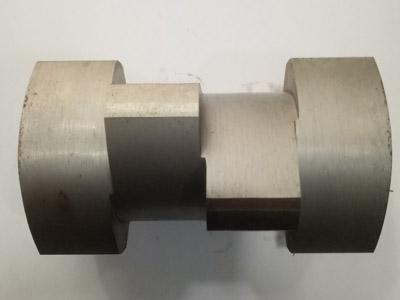 南京科尔特6542料T75机膨化机螺杆螺套厂家